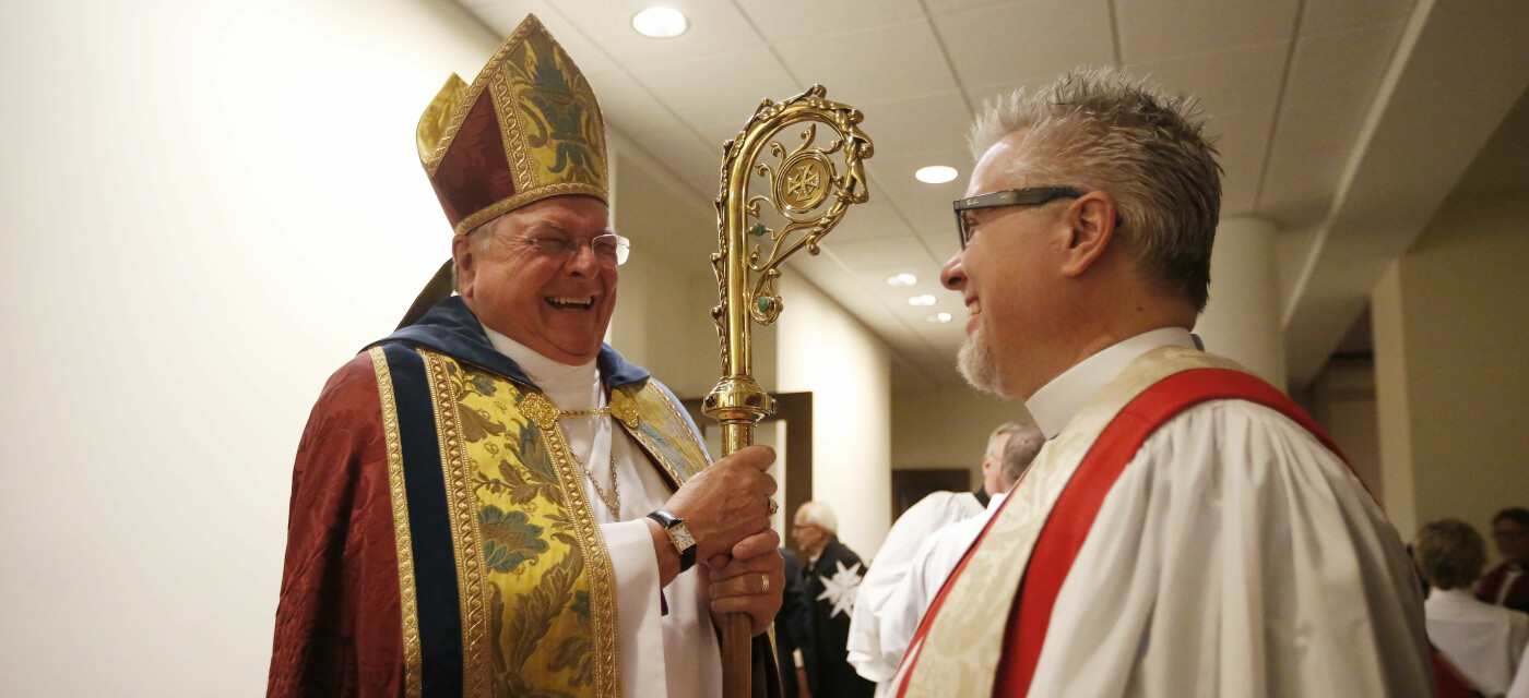 Bishop Suffragan Paul Lambert Announces Retirement