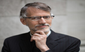 New Theologian in Residence