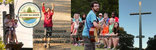 Summer Camp 2018-Session 1 (Camp All Saints)
