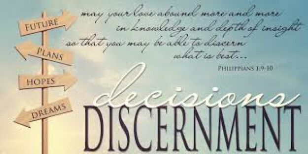 COM Discernment Retreat