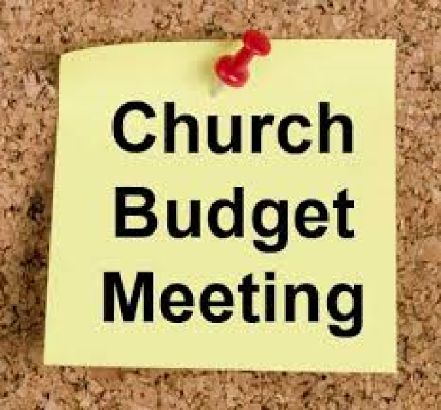 2021 Open Budget Meeting