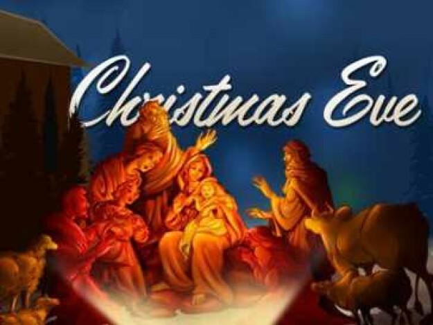 Christmas Eve Service-Bishop George Sumner