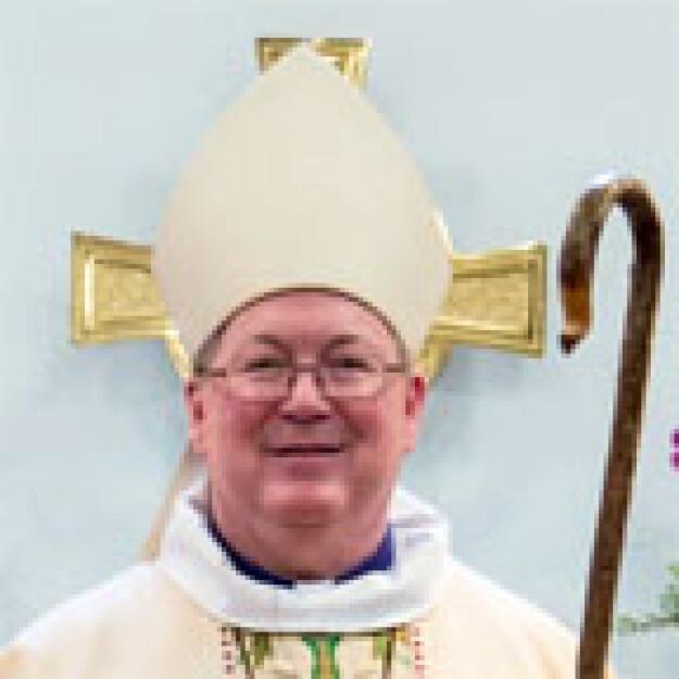 Visitation-Bishop Michael Smith