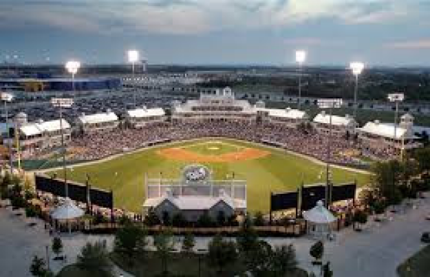 Camp All Saints Night @ Frisco RoughRiders Game