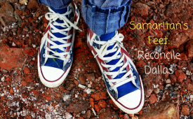 Samaritan's Feet: Reconcile Dallas