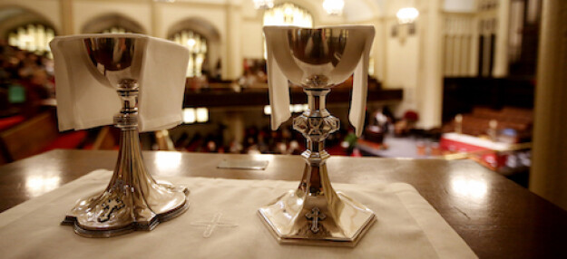 Wednesday Eucharists Offered at Canterbury House