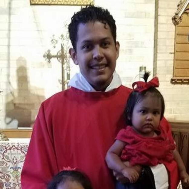 Ordination to the Preisthood (The Rev. Pedro Lara)
