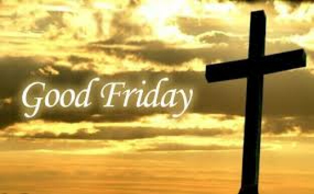 Good Friday Service with Bishop George Sumner