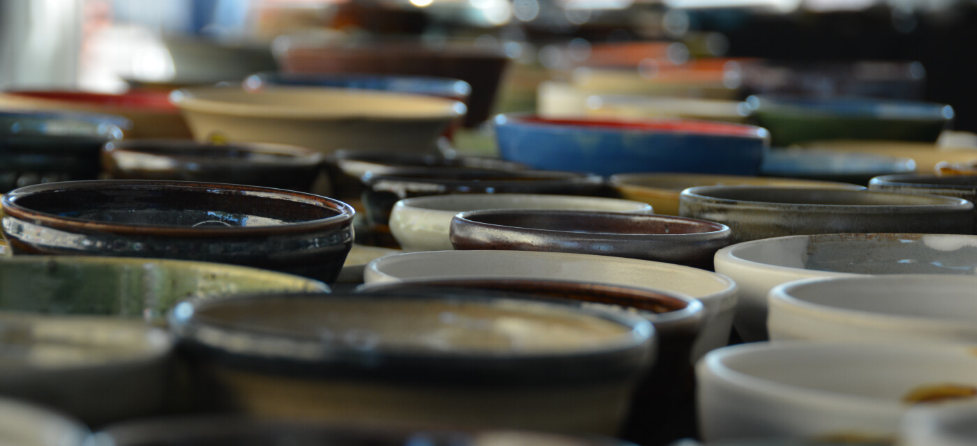 Empty Bowls Full Hearts
