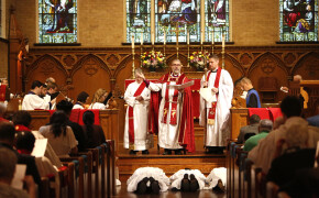 Archbishop of Canterbury Coming to Dallas