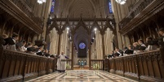 The Choir of Washington National Cathedral
