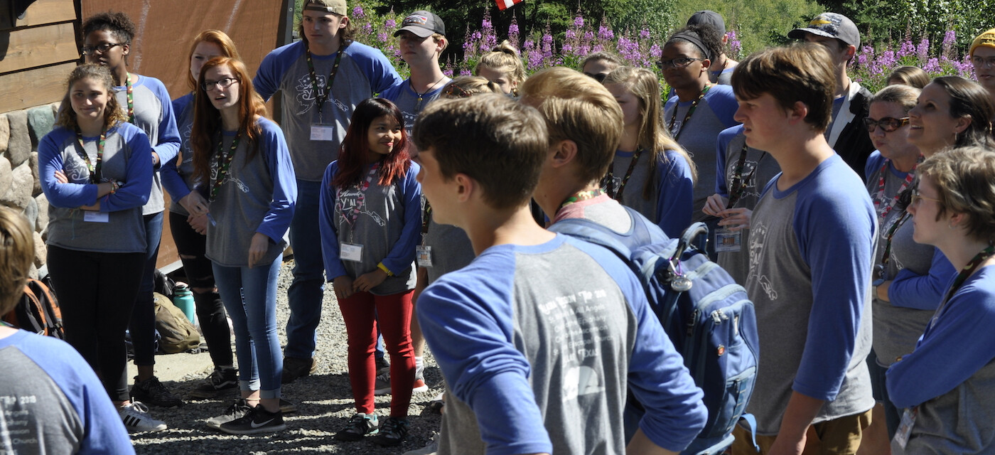 Alaska Mission Trip Brings Youth Together
