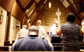 Weekly Program: Being the Church