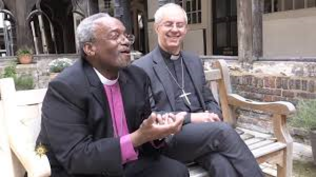 Archbishop Welby & Presiding Bishop Curry Discussion