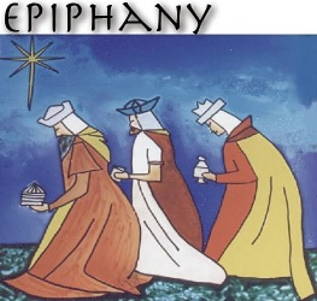 Clergy & Spouse Epiphany Come and Go Gathering