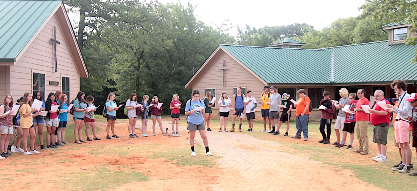 College Student Values Camp Experience