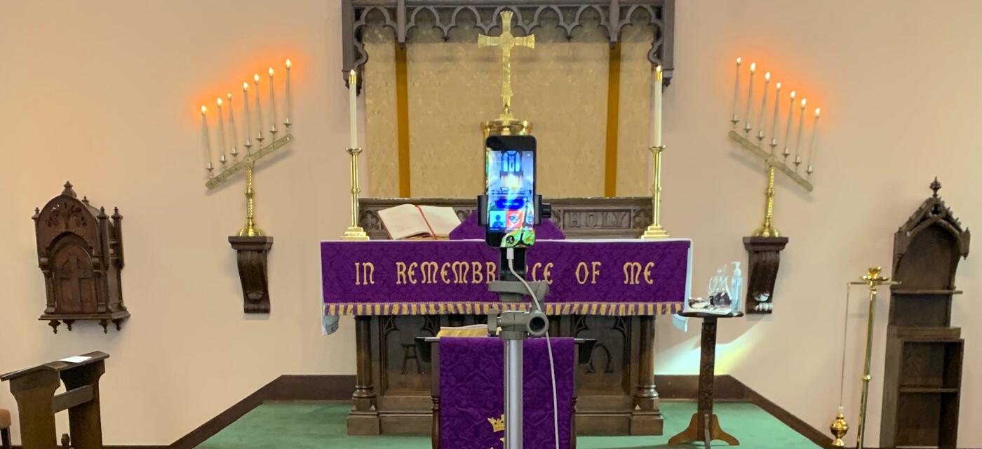 Virtual Holy Week