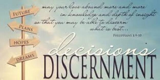 2020 Discernment Retreat Online via Zoom