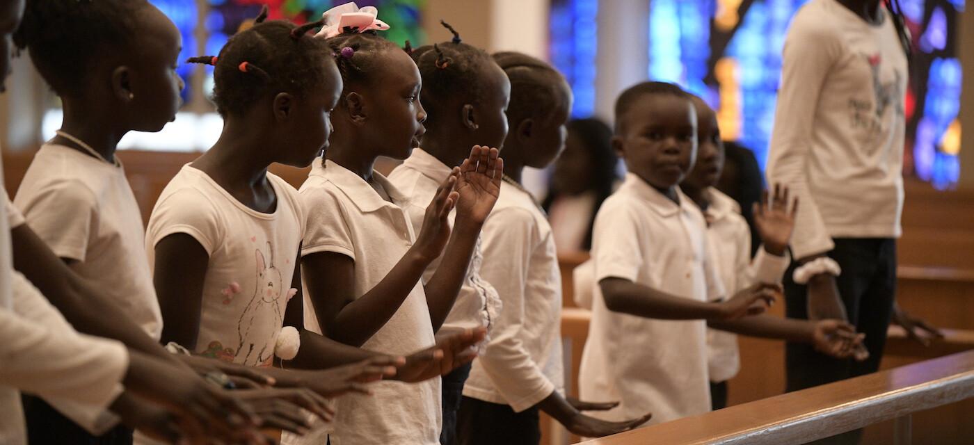 Children's Ministry Guidance Memo